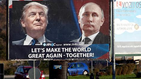 """Cuộc đối đầu giữa Tổng thống Trump và """"giới tinh hoa nước Mỹ"""""""