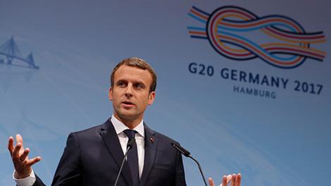 Dấu ấn Syria tại G20