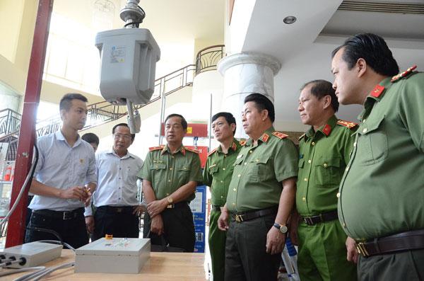 Xây dựng thêm các Phòng Cảnh sát PCCC