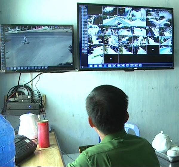 Camera an ninh giúp Công an huyện Xuân Lộc khám phá nhanh nhiều vụ án