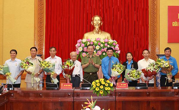 Bộ Công an ký Quy chế phối hợp với Tổng Liên đoàn Lao động Việt Nam1 - Ảnh minh hoạ 6