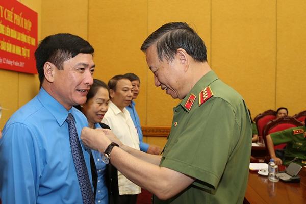 Bộ Công an ký Quy chế phối hợp với Tổng Liên đoàn Lao động Việt Nam1 - Ảnh minh hoạ 5