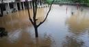 Nhiều địa phương ở Thanh Hóa cho học sinh nghỉ học vì mưa lũ