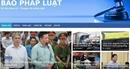 Trang web mạo danh Sở Tư pháp Hà Nội đăng tin thất thiệt