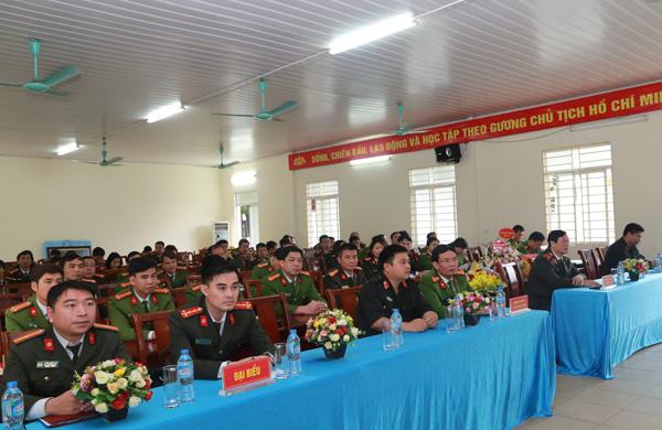 Bế giảng lớp bồi dưỡng kiến thức quốc phòng và an ninh