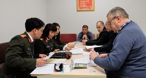 Triển khai nhiệm vụ cơ quan đầu mối của Bộ Công an về dẫn độ