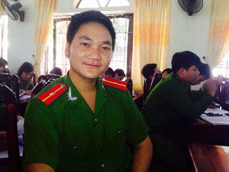 Thương tiếc tiễn đưa Thượng úy Lưu Minh Thức về đất mẹ!