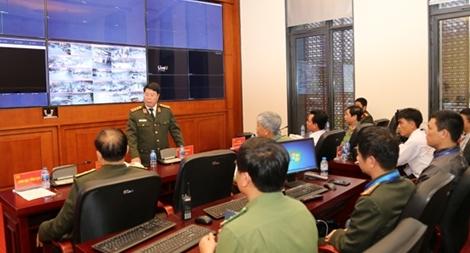 Thứ trưởng Bùi Văn Nam kiểm tra công tác an ninh tại Hội nghị GMS-6, Hội nghị CLV-10