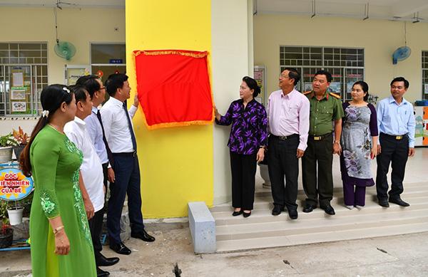 Vietcombank tài trợ 5 tỷ đồng xây dựng Trường Mầm non Hưng Thạnh - Ảnh minh hoạ 2