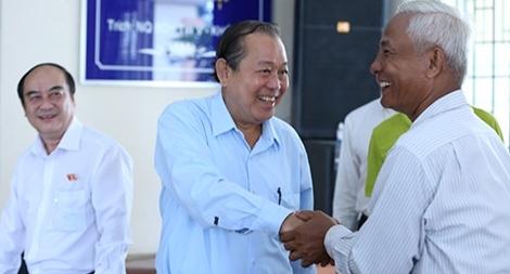 Phó Thủ tướng Trương Hòa Bình: