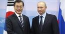 """""""Chính sách phương Bắc mới"""" tạo sức bật mạnh mẽ cho quan hệ Hàn Quốc – Nga"""