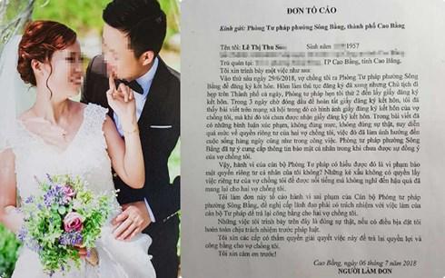 """Trách nhiệm pháp lý nhìn từ vụ """"cô dâu 61 tuổi ở Cao Bằng""""8"""