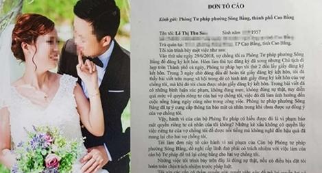 """Trách nhiệm pháp lý nhìn từ vụ """"cô dâu 61 tuổi ở Cao Bằng""""9"""