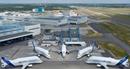 Kỳ lạ máy bay vận tải khổng lồ hình... cá voi