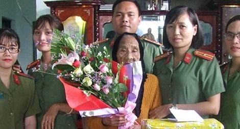 Công an Đắk Nông tổ chức nhiều hoạt động tri ân Ngày Thương binh - Liệt sĩ