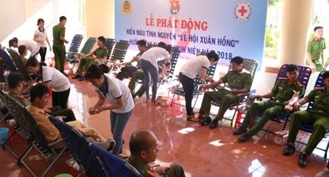 Tuổi trẻ Công an Đắk Nông với nhiều hoạt động thiết thực vì cộng đồng