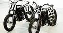 Bộ đôi môtô độ phong cách Flat Tracker kỷ niệm 20 năm tình bạn