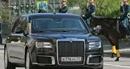 """""""Soi"""" chiếc xe ông Putin đưa Tổng thống Ai Cập vào đường đua F1"""