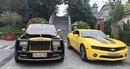Rolls-Royce Phantom rồng vàng giá 35 tỷ của đại gia Việt đẹp cỡ nào?