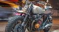 """Độc đáo môtô Honda CB750F mang diện mạo """"Xác sống"""""""