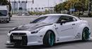"""Thợ Việt độ Liberty Walk cho siêu xe Nissan GT-R cực """"chất"""""""