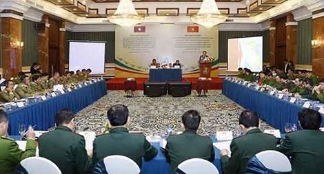 Tăng cường hợp tác phòng chống ma túy trên tuyến biên giới Việt Nam – Lào