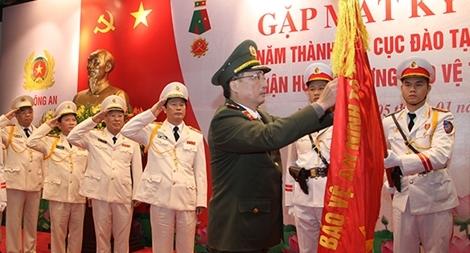 Cục Đào tạo đón nhận Huân chương Bảo vệ Tổ quốc hạng Nhì