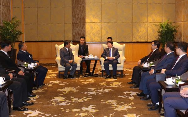 Việt Nam – Myanmar tăng cường hợp tác trong lĩnh vực an ninh, phòng, chống tội phạm