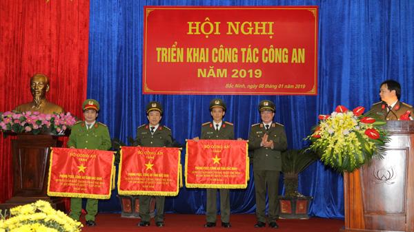 Hội nghị triển khai công tác năm 2019 tại Công an tỉnh Bắc Ninh - Ảnh minh hoạ 2