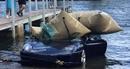 Bất ngờ vụ người đàn ông lao thẳng siêu xe Ferrari của mình xuống biển