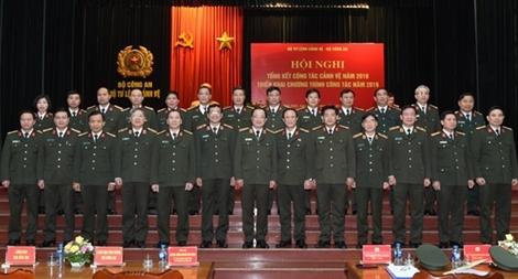 Chủ động bảo đảm tuyệt đối an toàn các hoạt động của lãnh đạo Đảng, Nhà nước
