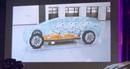 Hé lộ hình ảnh mẫu crossover chạy điện siêu sang của Cadillac