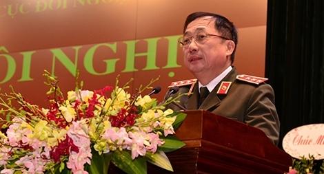 Triển khai các hoạt động đối ngoại, nâng cao vai trò, vị thế của Công an Việt Nam