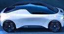 """Độc đáo mẫu xe điện có thể """"biến hình"""" từ dạng coupe thành xe bán tải"""