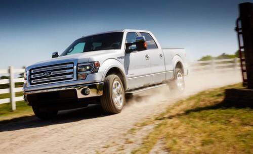 Sẽ có khoảng 1,48 triệu chiếc Ford F-150 bị triệu hồi liên quan đến lỗi mất lái.