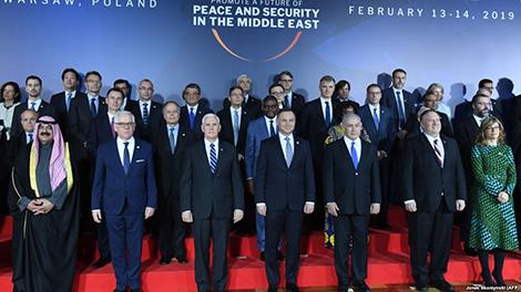 Hội nghị Trung Đông: Những lợi ích đan xen