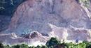 Nhiều mỏ khai thác đất đồi đã đóng cửa nhưng không phục hồi môi trường