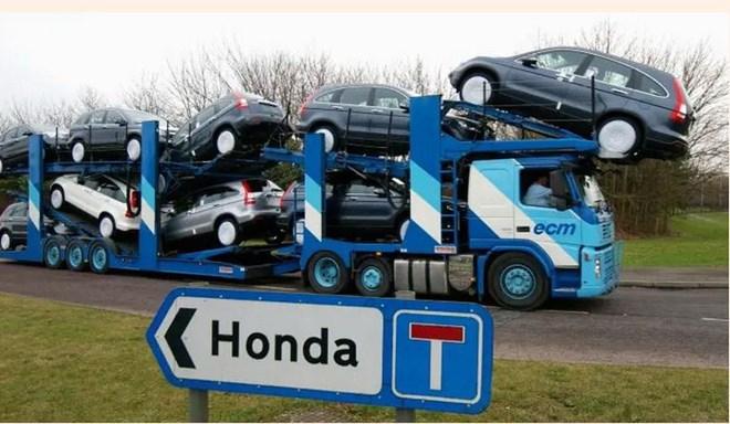 Honda tuyên bố đóng cửa một nhà máy sản xuất ôtô ở Anh