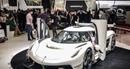 Mới chỉ trưng bày vỏ xe, Koenigsegg Jesko đã cháy hàng