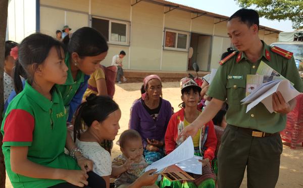 Khám chữa bệnh và tuyên truyền pháp luật cho người dân Quảng Hòa – Đắk Nông - Ảnh minh hoạ 5