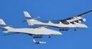 Siêu máy bay 2 thân có sải cánh lớn nhất thế giới cất cánh thành công