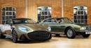 Aston Martin trình làng mẫu xe vinh danh điệp viên 007