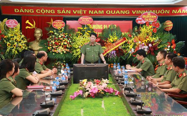 Thứ trưởng Bùi Văn Nam chúc mừng Báo chí CAND nhân Ngày Báo chí Cách mạng Việt Nam - Ảnh minh hoạ 2