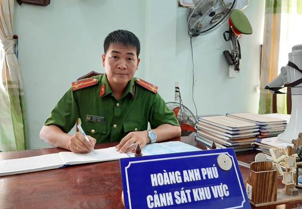 Cảnh sát khu vực được đồng đội tin yêu, người dân cảm phục