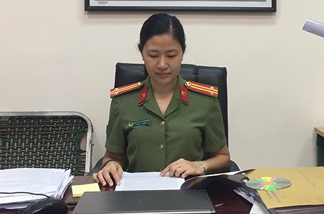 Nữ chiến sĩ an ninh của những sự kiện đặc biệt - Ảnh minh hoạ 2