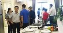 Căn hộ mẫu PCC1 Thanh Xuân gây ấn tượng trong ngày khai trương