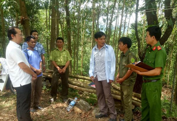 Tăng cường công tác tuyên truyền phòng, chống cháy rừng