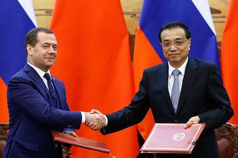 Nga – Trung Quốc: Làm mới liên minh cũ