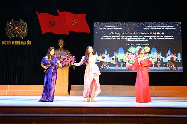 Giao lưu văn hóa nghệ thuật Việt Nam – Liên bang Nga - Ảnh minh hoạ 3