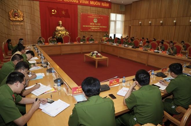 Cơ quan CSĐT Bộ Công an giao ban 9 tháng đầu năm - Ảnh minh hoạ 3